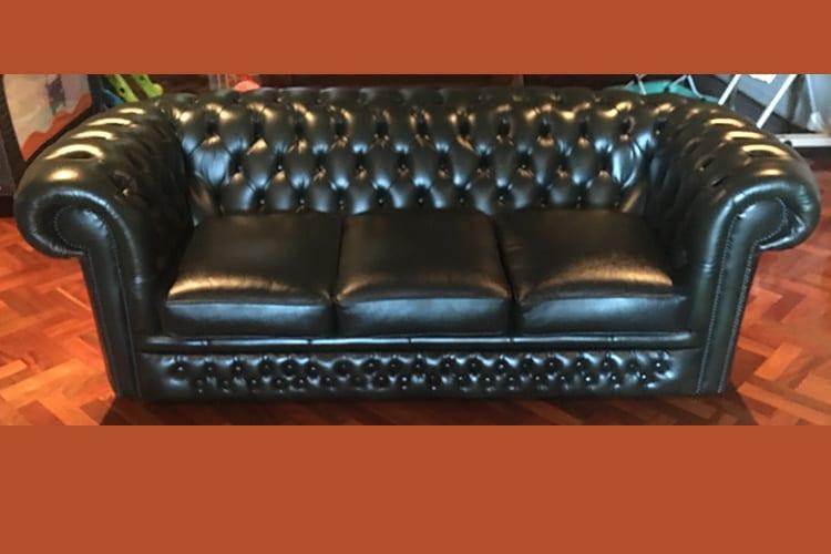 Leather Restoration Mohr Upholstery